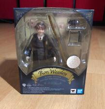 Ron Weasley Figur - Bandai Wizarding World SHFiguarts Harry Potter - NEU & OVP