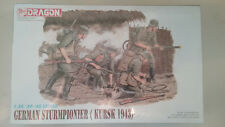 1/35 scale Dragon Models WWII German Sturmpionier Kursk 1943