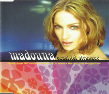 MADONNA BEAUTIFUL STRANGER 3 TRACK CD SINGLE FREE P&P VICTOR CALDERONE CLUB MIX
