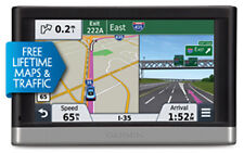 "Garmin Nuvi 2557LMT 5"" GPS Vehicle Navigation System W/ Maps & Traffic Updates"