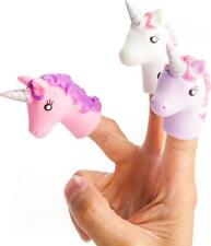 Unicorn Finger Puppet / Figurine Toy Stocking Filler BUY 2 GET 1 FREE