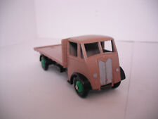 DINKY SUPERTOYS MECCANO.#512G GUY OTTER FLAT BED TRUCK  RESTORED/MINT.RARE COLOR