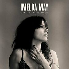 LP IMELDA MAY LIVE.LOVE.FLESH.BLOOD VINYL