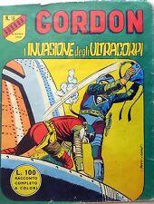 SUPER ALBO N.18 GORDON EDITORIALE CORNO FUMETTO 1962 FUMETTO