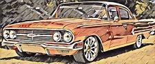 BUICK Electra Invicta LeSabre 2/4D Sedan Stat.Wg. 1959 – 60 Frontscheibe getönt