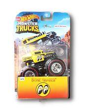Hot Wheels Monster Trucks - BONE SHAKER MOONEYES - REDLINE US EXCLUSIVE 2021
