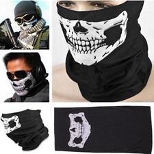 Hollween Bandana Skull Bike Motorcycle Warm Helmet Neck Face Mask Ski Headband J
