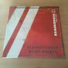 LP Rammstein Reise Reise Limited Green 12 Vinyl Sealed RARE & HARD TO FIND neuf