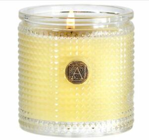 Aromatique Orange & Evergreen Scented 5.5 oz.(156g) Candle in Glass