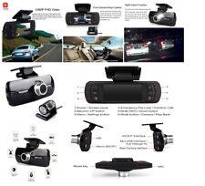 Dash Cam Dual Lens Front and Rear Camera Video Recorder Full HD 1080P G-Sensor