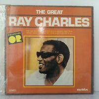 """Ray Charles – The Great Ray Charles (Vinyl, 12"""", LP, Compilation)"""