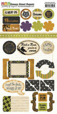 Superstition Collection Halloween 24 Die Cuts  Shapes Happy Haunting Bootiful