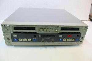 SONY EVO-9700P 8mm, V8, HI8 professional VCR/VCR