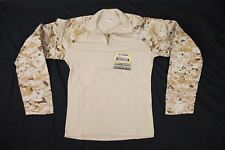 BLACKHAWK! ITS XLarge Combat Shirt w/ Integrated Tourniquets Desert Digital AOR1