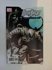 Moon Knight Director's Cut #1 2006 Marvel Comics Huston Finch Miki D'Armata