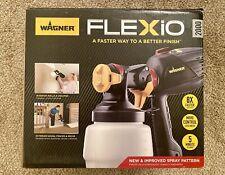 Wagner Flexio 2000 Hvlp Paint Sprayer With Case Interior Exterior Free Ship