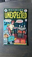 D.C comics The Unexpected #176-1970 Bernie Wrightson