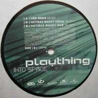"""Plaything - Into Space (Remix) (12"""") Vinyl Schallplatte - 113042"""