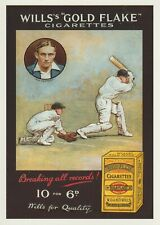 Will's Gold Flake Cigarettes, Unused Postcard - Reproduction Advertisement