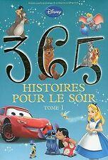 365 histoires pour le soir : Tome 1 de Disney | Livre | état acceptable