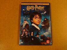 DVD / HARRY POTTER EN DE STEEN DER WIJZEN