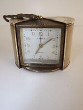 Vintage German Semca Ladies Travelling Clock