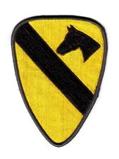 "1st CAVALRY DIVISION ""Patch"" (Fabrication Actuelle)"