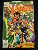 Uncanny X-Men #107, FN- 5.5, 1st Gladiator, Raza, Titan, Hepzibah, Mentor