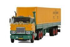 Rynart Trading; MACK F700 6x4 CLASSIC CURTAINSIDE TRAILER - 2 AXLE