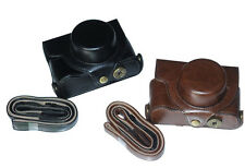 Nouveau Cuir Camera Coque Housse Sac Pour Fujifilm FUJI X20 X30 FinePix