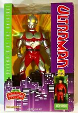 Ultraman Defender of the Universe with Jack Shindo figure 1991 Dreamworks