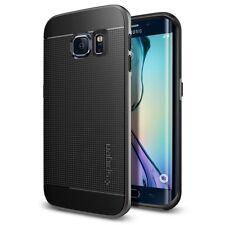 Spigen Galaxy S6 Edge Case Neo Hybrid Gunmetal