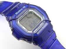 Ladies Casio BG361 Baby-G Chrono Blue Watch - 100m
