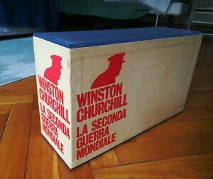 WINSTON CHURCHILL - La seconda guerra mondiale (Oscar Mondadori)