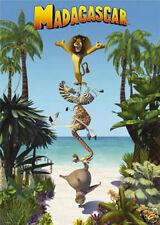 #663 Madagascar Jungle Tricks Movie Poster 24X36