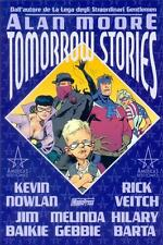 Tomorrow Stories 1/2 COMPLETA di Alan Moore NUOVO sconto 50% ed.Magic PRess