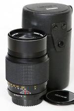 Konica Hexar AR 135mm f3.5 Telephoto Lens