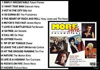 MORE HITS - VOLUME 1 ~ 90's CD ROXETTE~HUEY LEWIS~DIESEL~GO WEST~JAMES REYNE +