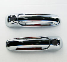 For 02-08 DODGE RAM PICKUP TRUCK CHROME DOOR HANDLE COVERS
