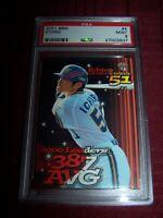 PSA 9 Ichiro Suzuki 2001 BBM rookie card/MINT condition