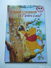 Club du livre Mickey / Livre Disney - Winnie l'ourson et l'arbre à miel