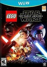 LEGO Star Wars: The Force Awakens (Nintendo Wii U, 2016) BRAND NEW SEALED