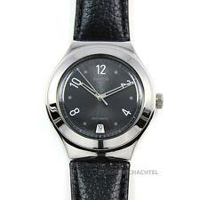 Swatch Uhr Irony Automatic BLACK BOARD (YAS405) (NEU)