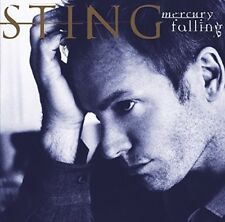 Sting - Mercury Falling [New CD] Japanese Mini-Lp Sleeve, Shm CD, Japan - Import