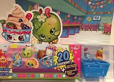 Shopkins Season 1 Mega Pack - 20 Shopkins - Rare Ultra, Rare - Retired - #3 of 3