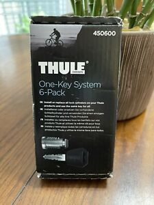 Thule One- Key System 6-Pack Lock 450600