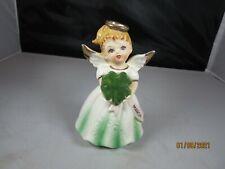 Vintage Lefton Birthday Girl Figurine-March-Excellent Cond.