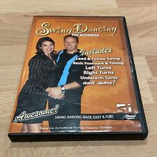 Swing Dancing For Beginners: Volume 1 (DVD) Shawn Trautman's Dance Collection