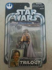 New Star Wars Original Trilogy Collection Lando Calrissian Figure #37 2004! a87