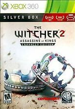 The Witcher 2: Assassins of Kings -- Enhanced Edition (Silver Box) (XBOX 360 - M